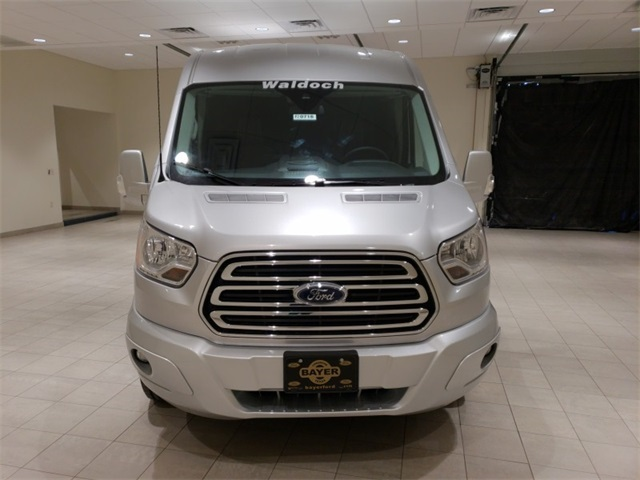 2018 Transit 250 Med Roof 4x2,  Passenger Wagon #F20716 - photo 4