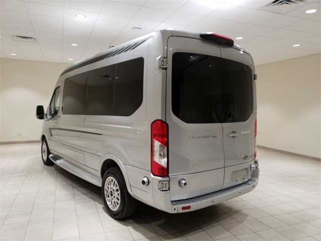 2018 Transit 250 Med Roof 4x2,  Passenger Wagon #F20716 - photo 2