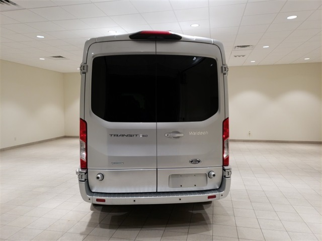 2018 Transit 250 Med Roof 4x2,  Passenger Wagon #F20716 - photo 6