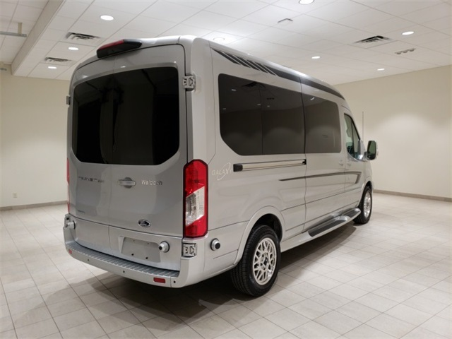 2018 Transit 250 Med Roof 4x2,  Passenger Wagon #F20716 - photo 7