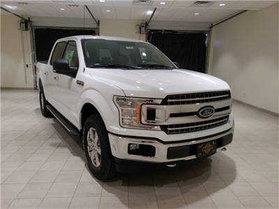 2018 F-150 SuperCrew Cab 4x4,  Pickup #F20748 - photo 3