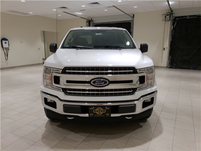 2018 F-150 SuperCrew Cab 4x4,  Pickup #F20748 - photo 4