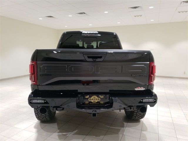 2018 F-150 SuperCrew Cab 4x4,  Pickup #F20761 - photo 6