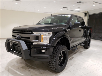 2018 F-150 SuperCrew Cab 4x4,  Pickup #F20765 - photo 1