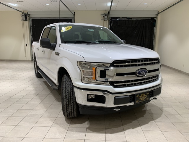 2018 F-150 SuperCrew Cab 4x4,  Pickup #F20810 - photo 3