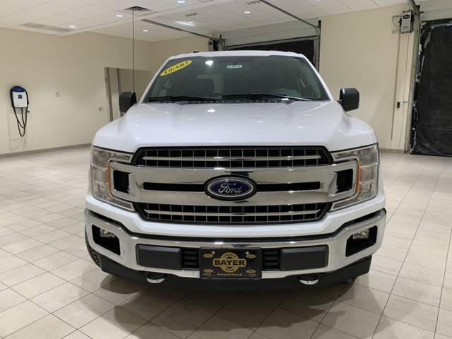 2018 F-150 SuperCrew Cab 4x4,  Pickup #F20810 - photo 4