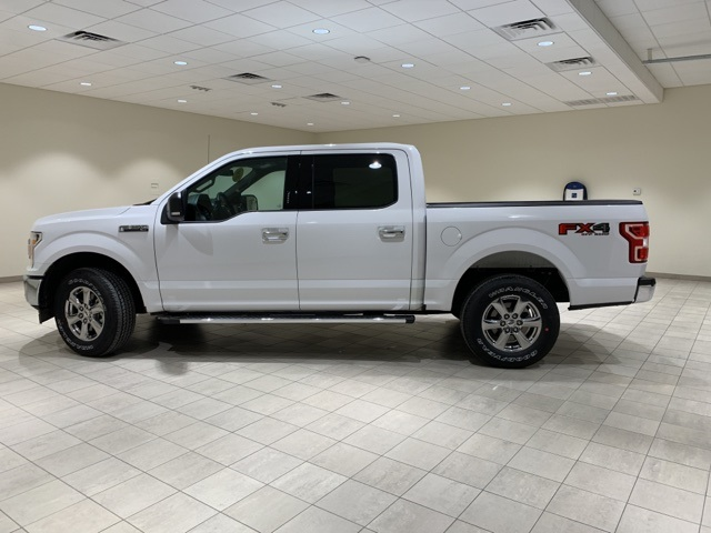 2018 F-150 SuperCrew Cab 4x4,  Pickup #F20810 - photo 5