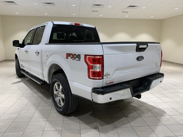 2018 F-150 SuperCrew Cab 4x4,  Pickup #F20810 - photo 2