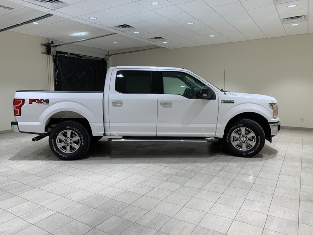 2018 F-150 SuperCrew Cab 4x4,  Pickup #F20810 - photo 8
