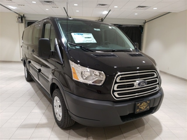 2018 Transit 150 Low Roof 4x2,  Empty Cargo Van #F20873 - photo 3