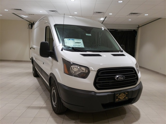 2018 Transit 250 Med Roof 4x2,  Empty Cargo Van #F20940 - photo 3