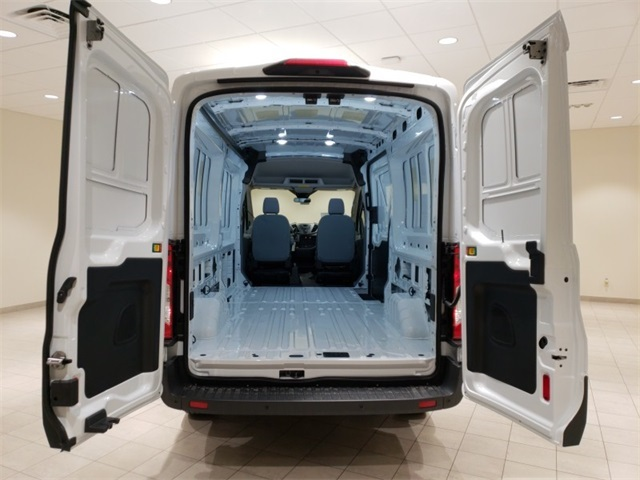 2018 Transit 250 Med Roof 4x2,  Empty Cargo Van #F20940 - photo 2