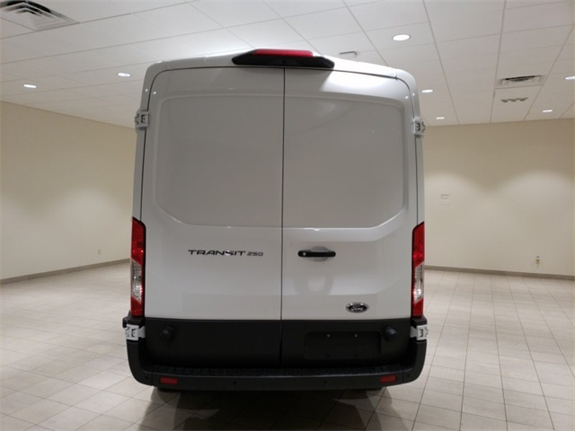 2018 Transit 250 Med Roof 4x2,  Empty Cargo Van #F20940 - photo 7