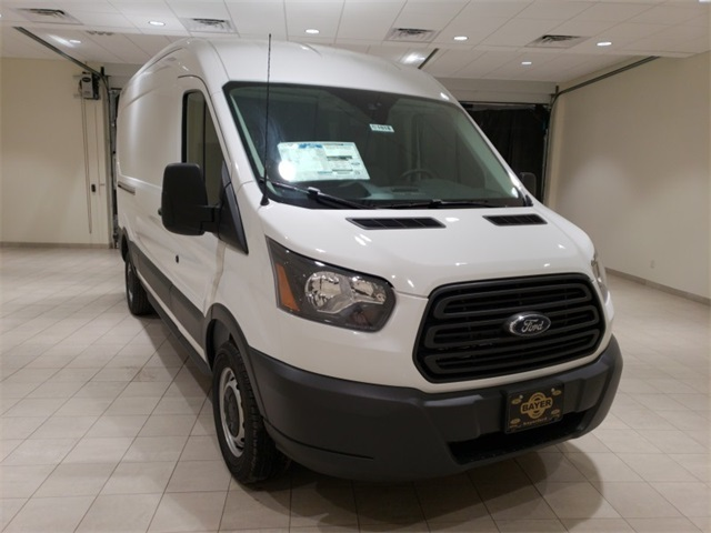 2018 Transit 250 Med Roof 4x2,  Empty Cargo Van #F21018 - photo 3