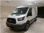 2018 Transit 250 Med Roof 4x2,  Empty Cargo Van #F21018 - photo 1