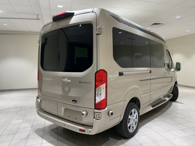 2018 Ford Transit 250 Med Roof 4x2, Passenger Wagon #F21044 - photo 1
