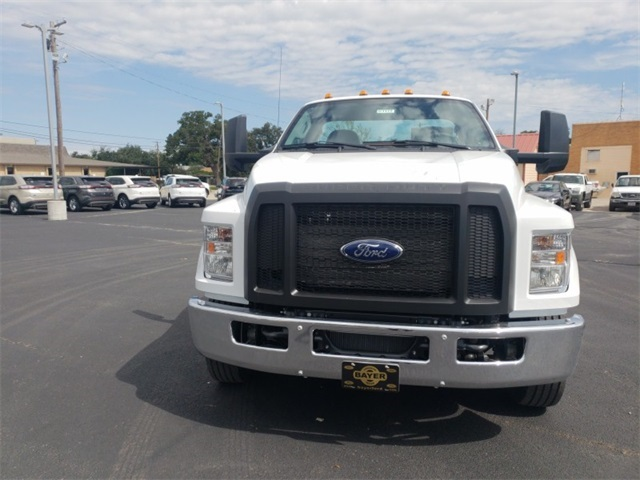 2019 F-650 Regular Cab DRW 4x2,  Cab Chassis #F21177 - photo 4
