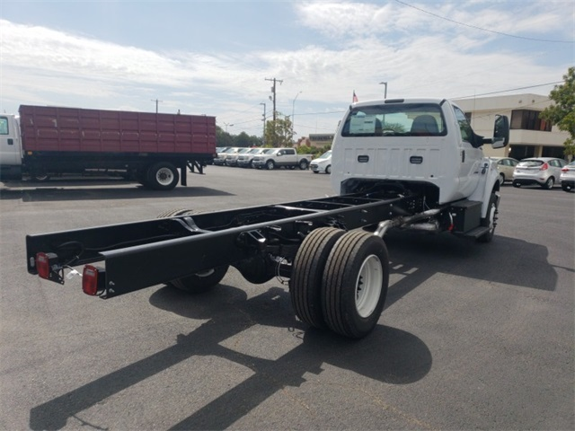 2019 F-650 Regular Cab DRW 4x2,  Cab Chassis #F21177 - photo 7
