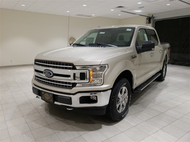 2018 F-150 SuperCrew Cab 4x4,  Pickup #F21225 - photo 1