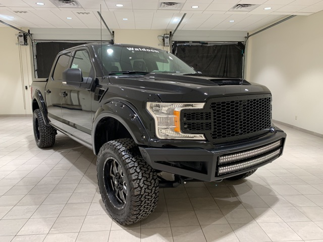 2018 F-150 SuperCrew Cab 4x4,  Pickup #F21325 - photo 3