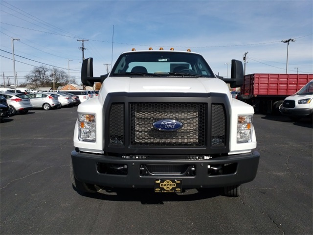 2019 F-650 Regular Cab DRW 4x2,  Cab Chassis #F21342 - photo 4