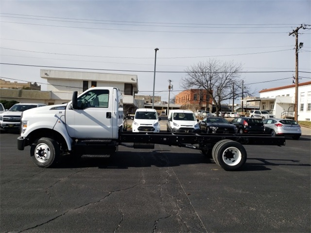 2019 F-650 Regular Cab DRW 4x2,  Cab Chassis #F21342 - photo 5