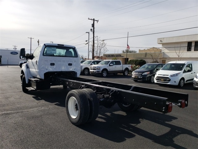 2019 F-650 Regular Cab DRW 4x2,  Cab Chassis #F21342 - photo 2