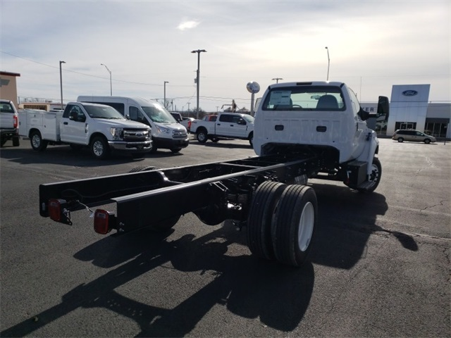 2019 F-650 Regular Cab DRW 4x2,  Cab Chassis #F21342 - photo 7