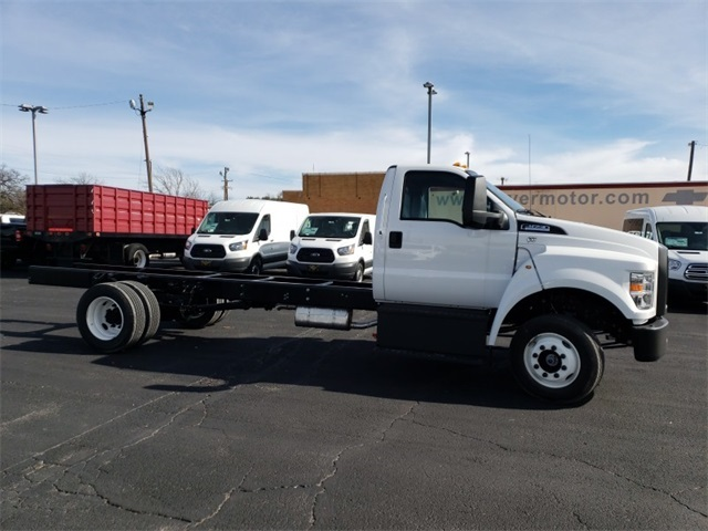 2019 F-650 Regular Cab DRW 4x2,  Cab Chassis #F21342 - photo 8