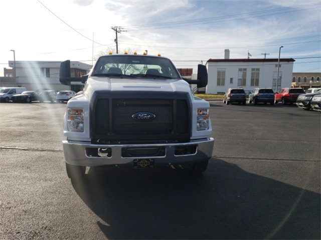 2019 F-650 Regular Cab DRW 4x2,  Cab Chassis #F21343 - photo 4
