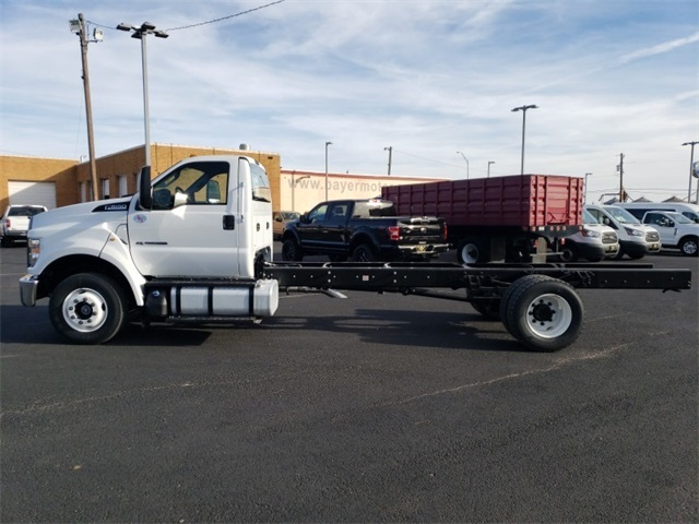2019 F-650 Regular Cab DRW 4x2,  Cab Chassis #F21343 - photo 5