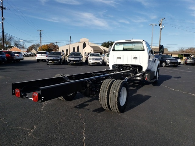 2019 F-650 Regular Cab DRW 4x2,  Cab Chassis #F21343 - photo 7