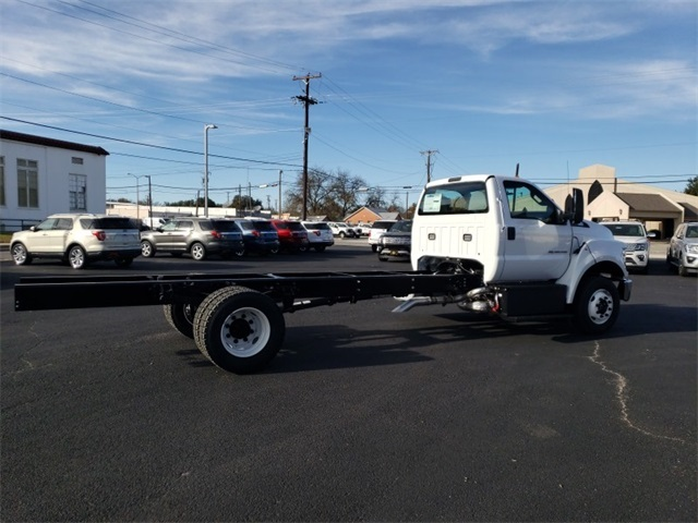 2019 F-650 Regular Cab DRW 4x2,  Cab Chassis #F21343 - photo 8