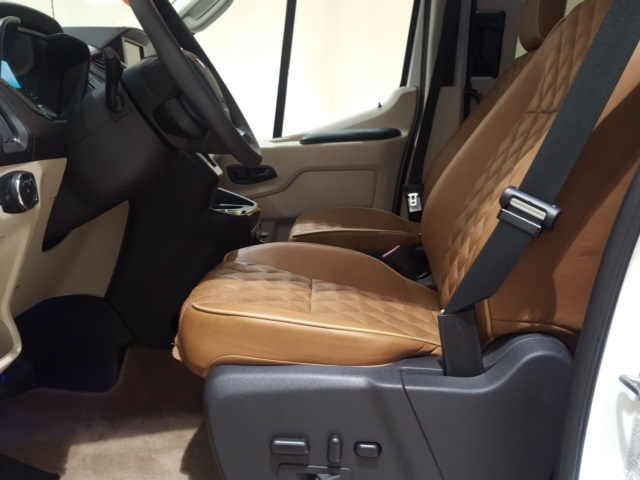 2018 Transit 250 Med Roof 4x2,  Passenger Wagon #F21356 - photo 21