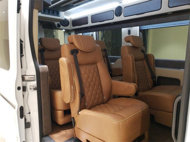 2018 Transit 250 Med Roof 4x2,  Passenger Wagon #F21356 - photo 26