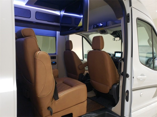 2018 Transit 250 Med Roof 4x2,  Passenger Wagon #F21356 - photo 27