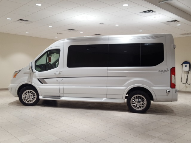 2018 Transit 250 Med Roof 4x2,  Passenger Wagon #F21356 - photo 5