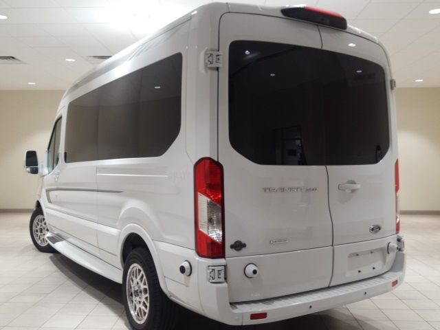 2018 Transit 250 Med Roof 4x2,  Passenger Wagon #F21356 - photo 2