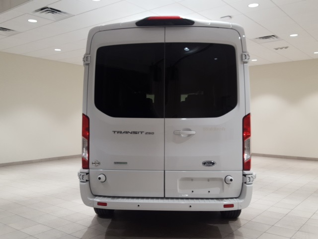 2018 Transit 250 Med Roof 4x2,  Passenger Wagon #F21356 - photo 6