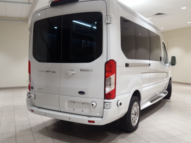 2018 Transit 250 Med Roof 4x2,  Passenger Wagon #F21356 - photo 7