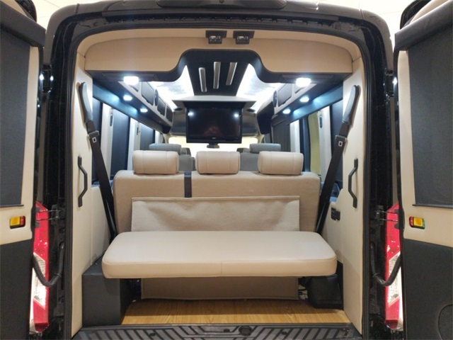 2018 Transit 250 Med Roof 4x2,  Passenger Wagon #F21358 - photo 19