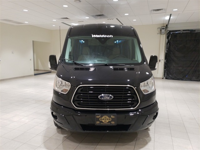 2018 Transit 250 Med Roof 4x2,  Passenger Wagon #F21358 - photo 4