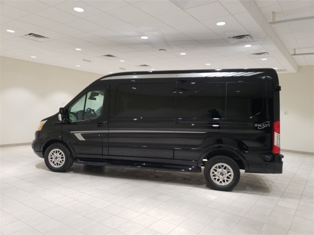 2018 Transit 250 Med Roof 4x2,  Passenger Wagon #F21358 - photo 5