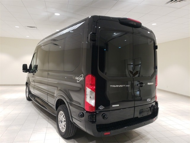 2018 Transit 250 Med Roof 4x2,  Passenger Wagon #F21358 - photo 2