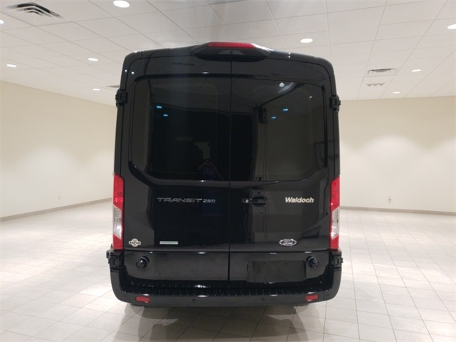2018 Transit 250 Med Roof 4x2,  Passenger Wagon #F21358 - photo 6
