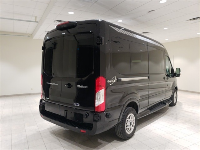 2018 Transit 250 Med Roof 4x2,  Passenger Wagon #F21358 - photo 7