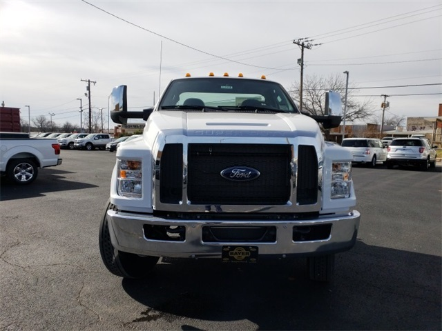 2019 F-650 Regular Cab DRW 4x2,  Cab Chassis #F21408 - photo 4