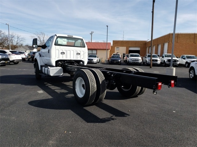 2019 F-650 Regular Cab DRW 4x2,  Cab Chassis #F21408 - photo 2