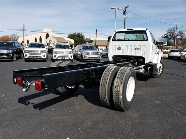 2019 F-650 Regular Cab DRW 4x2,  Cab Chassis #F21408 - photo 7