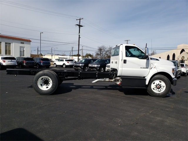 2019 F-650 Regular Cab DRW 4x2,  Cab Chassis #F21408 - photo 8